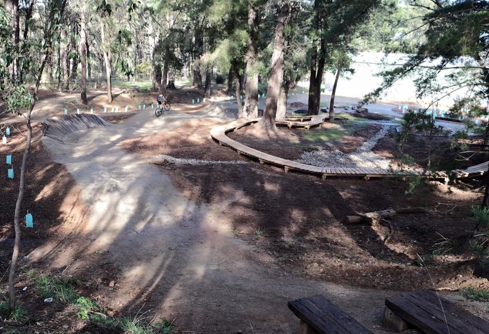 Red Hills MTB Skills Park Open 4