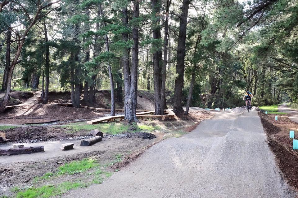 Red Hills MTB Skills Park Open