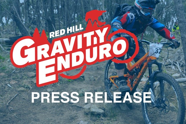 Red Hill Gravity Enduro partners with local and international bike brands and businesses